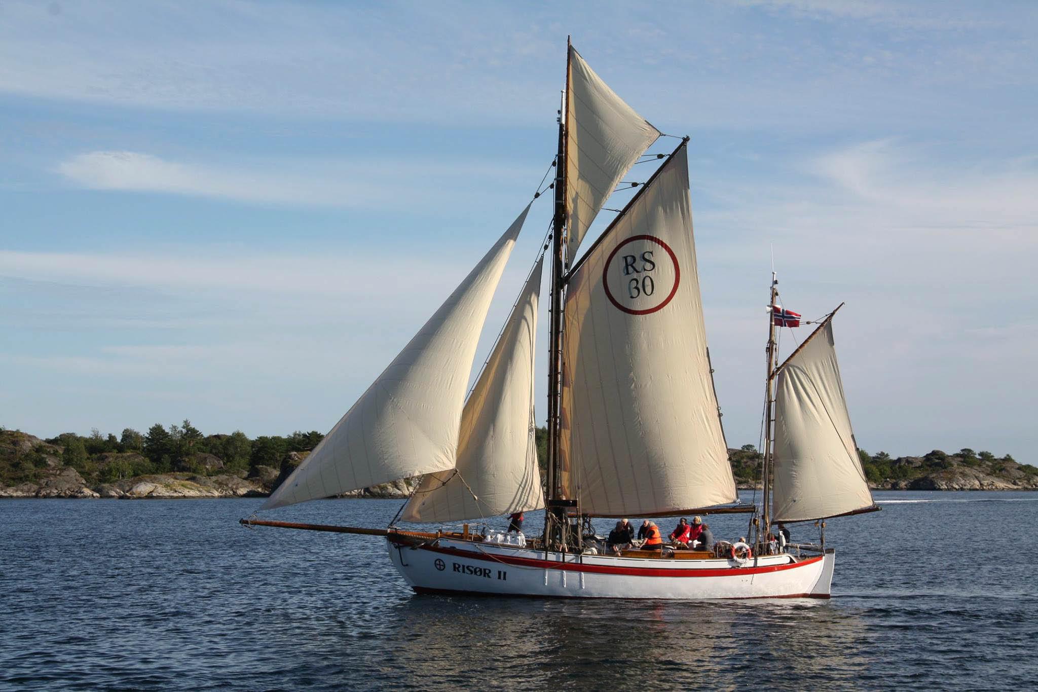 Sailboat Risør II