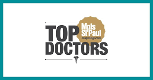St. Paul/Minneapolis Top Doctors award