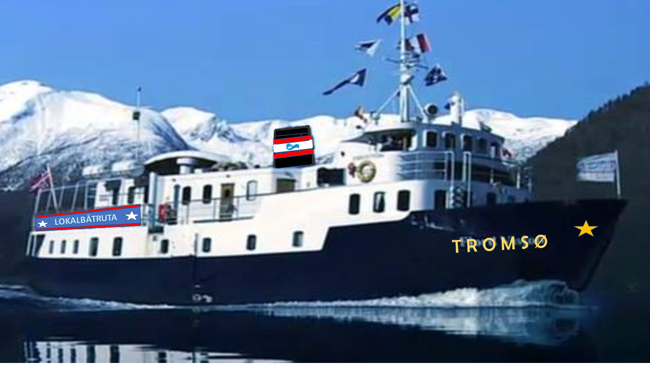 "MS ""TROMSØ"" - DESIGNED FOR EXPEDITION AND CHARTER TRIPS"