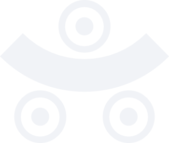 An icon of of rollers on a metal bending machine.