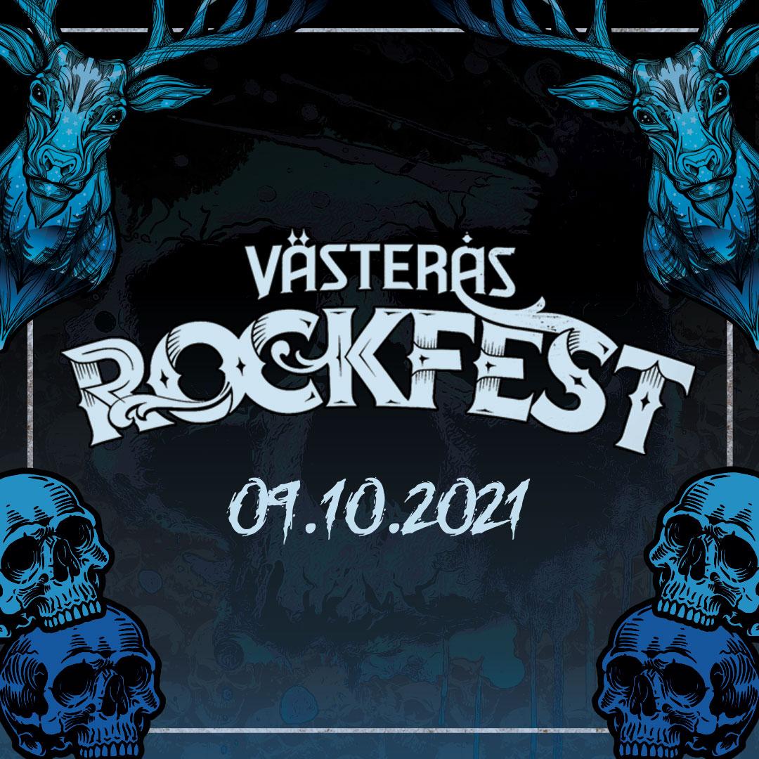 Västerås Rockfest 2021
