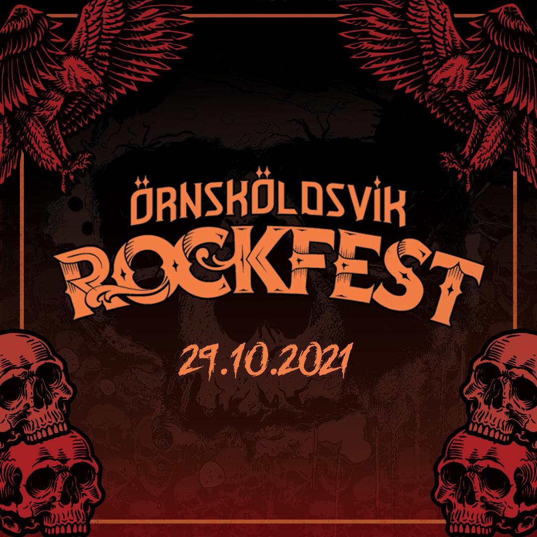 Örnsköldsvik Rockfest 2021