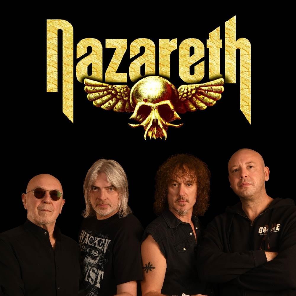 Nazareth Band Photo