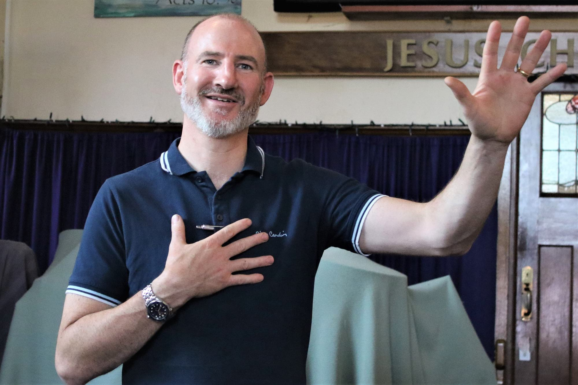 Green Street Green - Pastor Mid Sermon