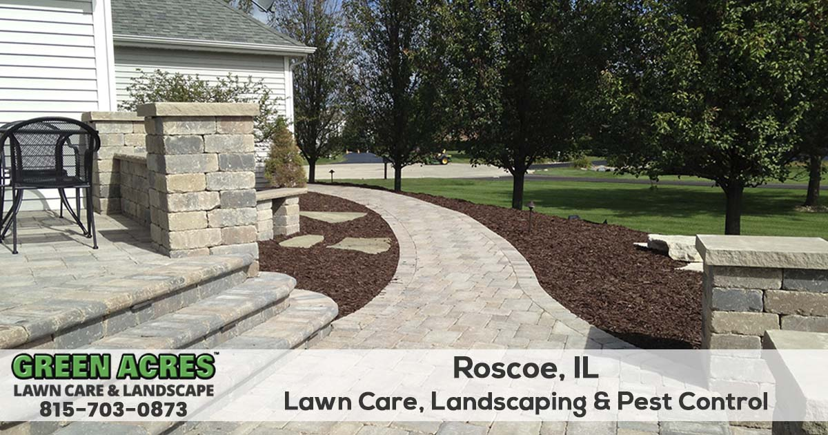 Lawn Care Services in Roscoe, IL