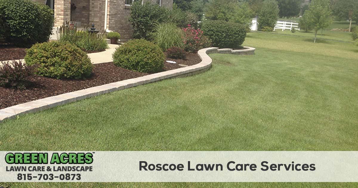 Roscoe Illinois Lawn Care Company