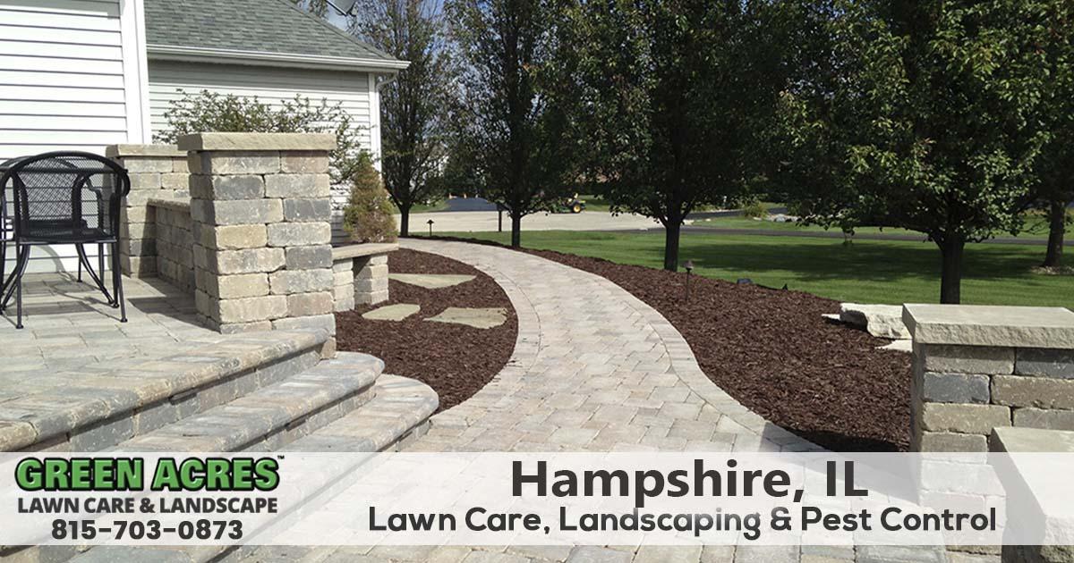 Lawn Care Services in Hampshire, IL
