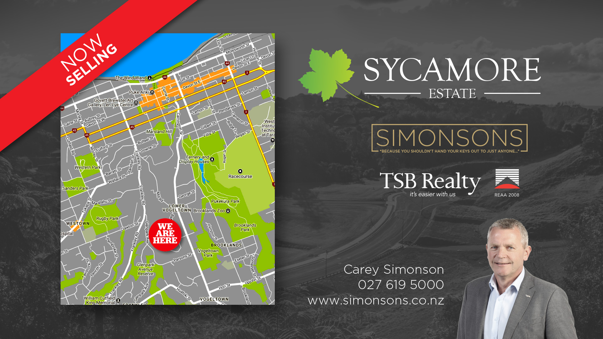 Lot 23 Sycamore Estate