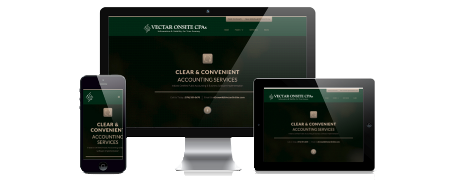 Vectar OnSite CPAs, is a full-service accounting firm serving clients throughout North Central Indiana, dedicated to providing clients with professional, personalized services and guidance in a wide range of financial and business needs.