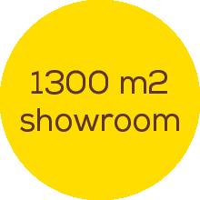 ThuisinBouwen 1300 m2 showroom