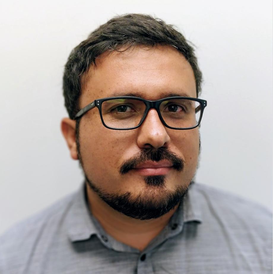 Luis Ahumada - CEO