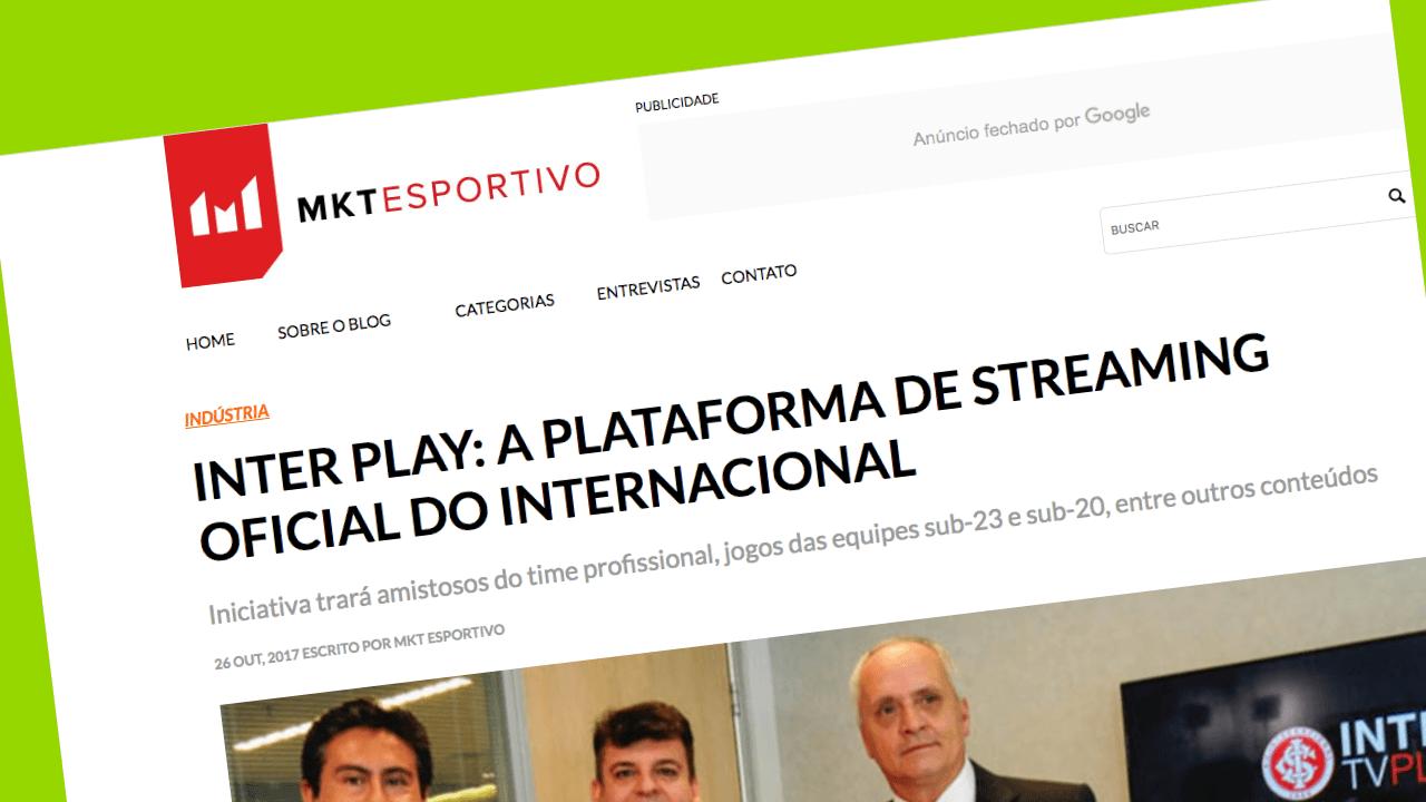 Inter Play, OTT desarrollada por Mediastream