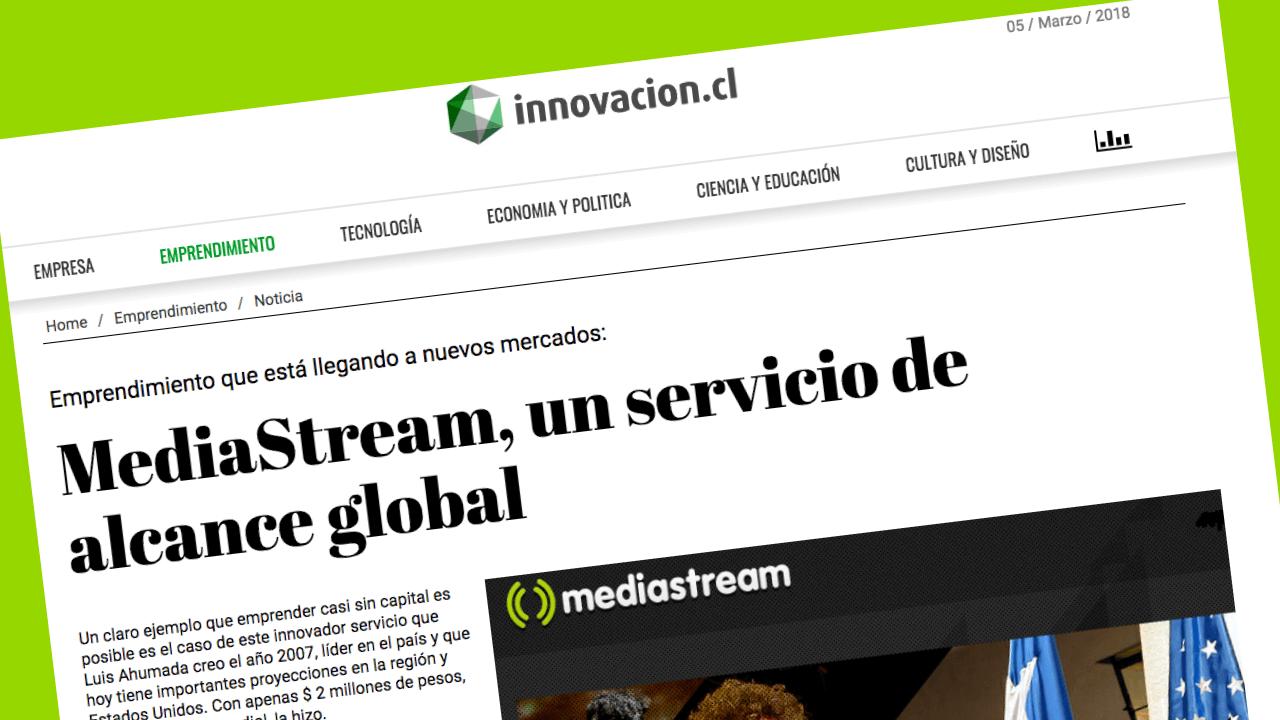 Mediastream alcance global