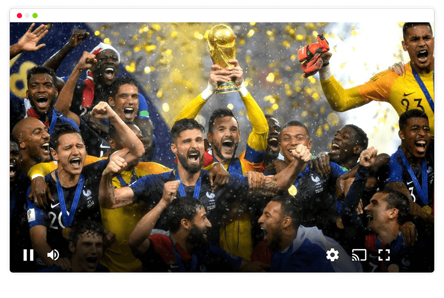 Copa América – Streaming Mediastream