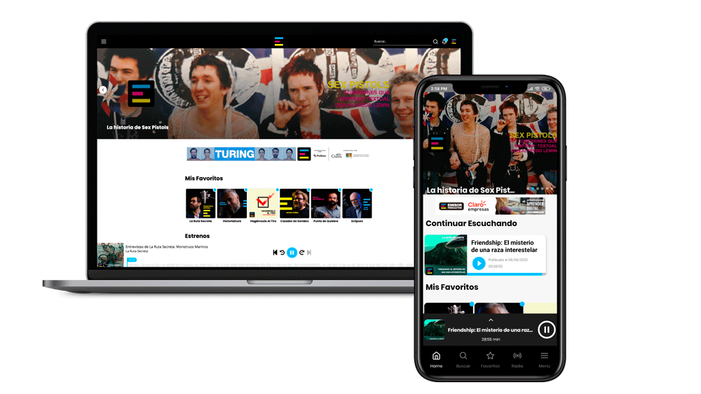 Características: Seguridad de videos, token de acceso, soporte en español y más