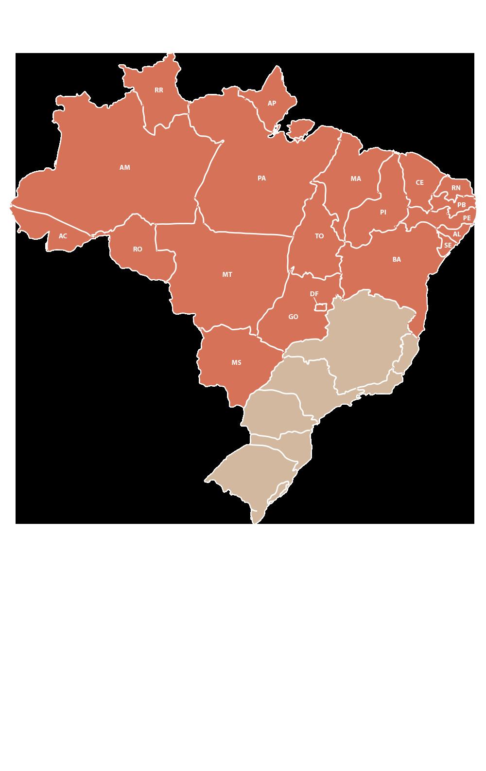 Mapa CONNE