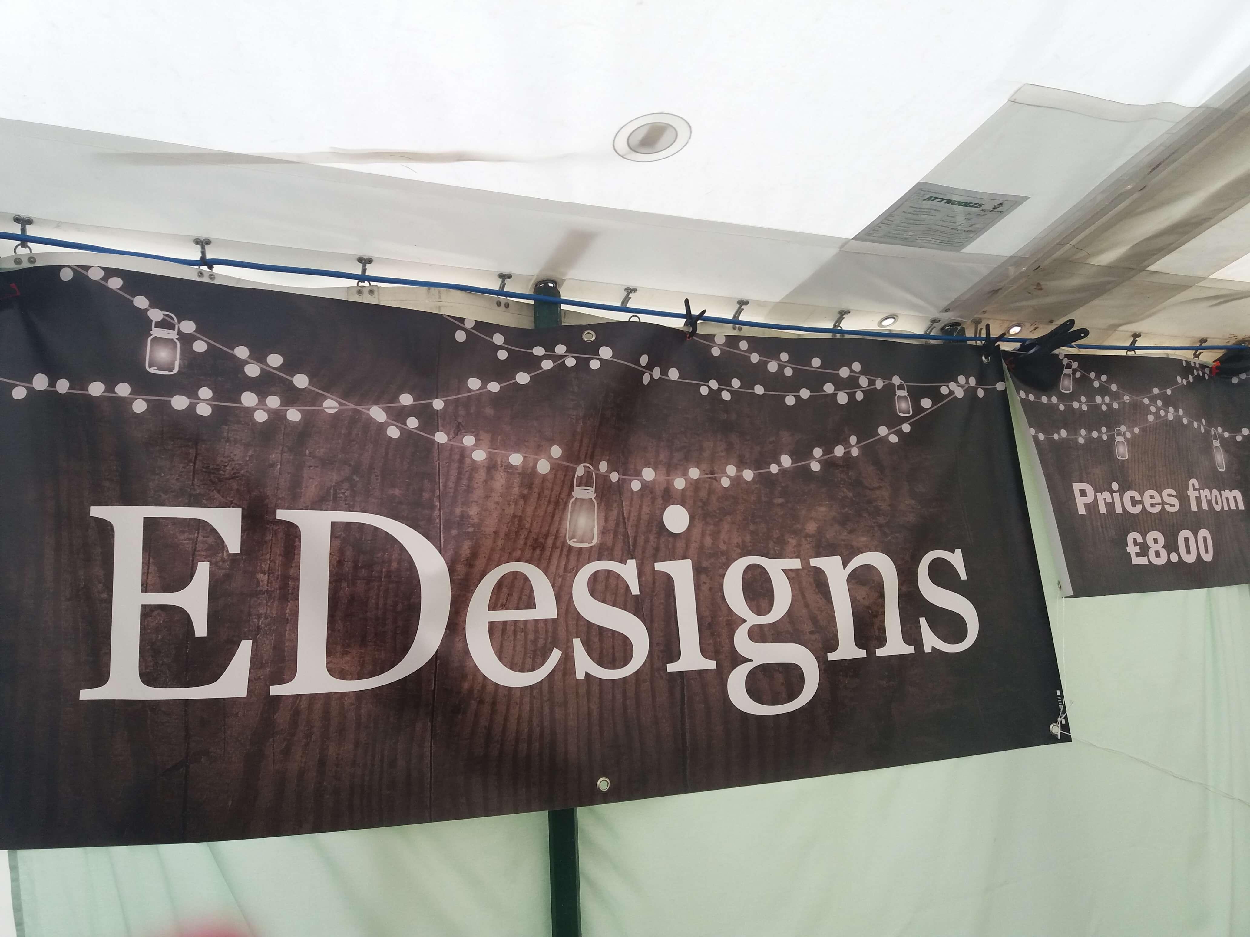 Beaufort Christmas Fair Stall Holder
