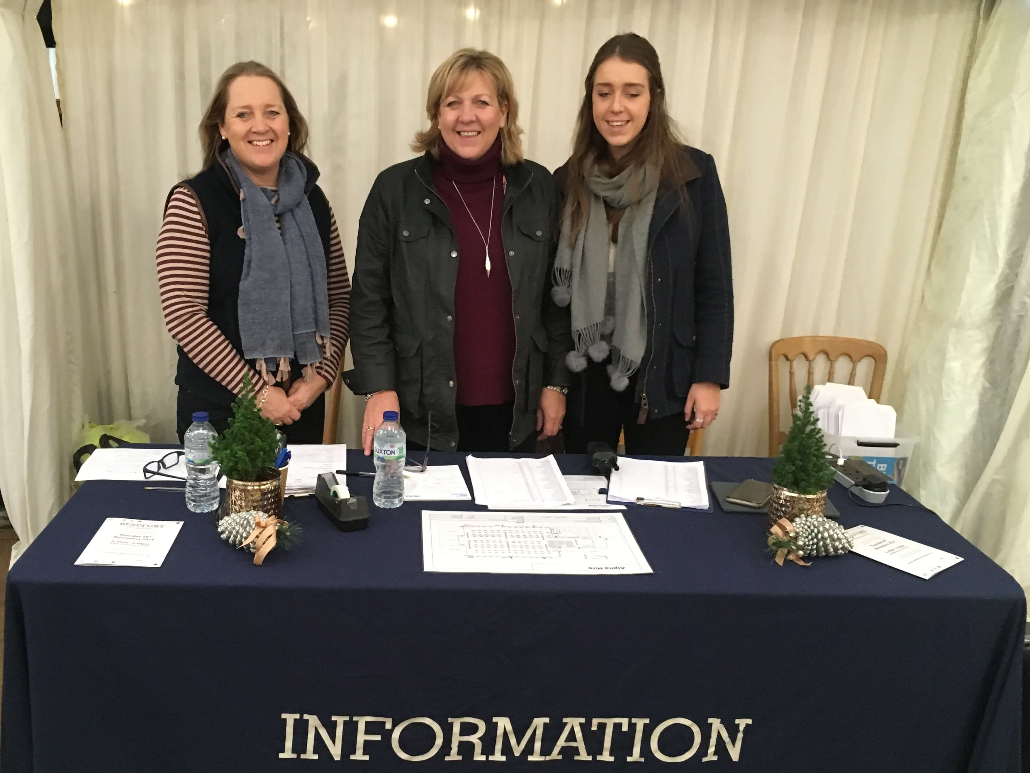 The Beaufort Christmas Fair Organisers