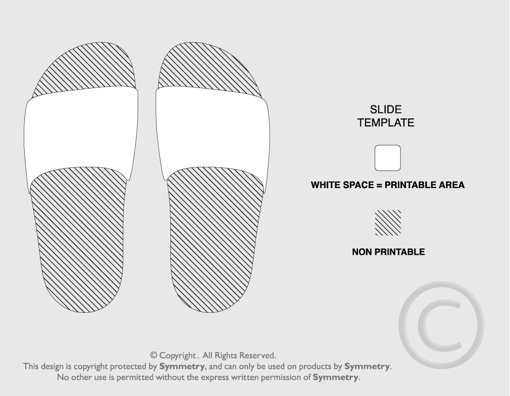 Flip flop template