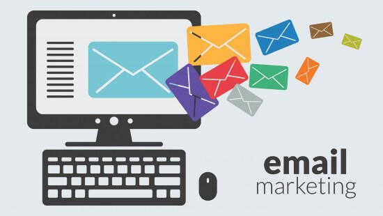 Email Marketing Website Design in The Woodlands