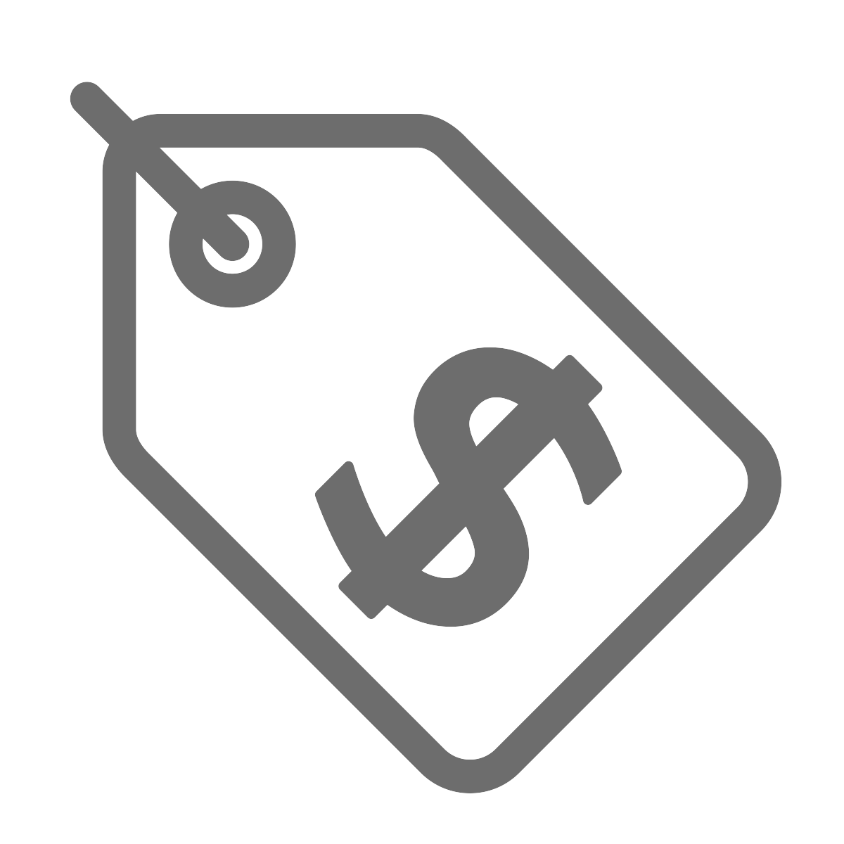 Price Tag Logo