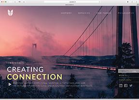 Emerson Ward Web Design Concept
