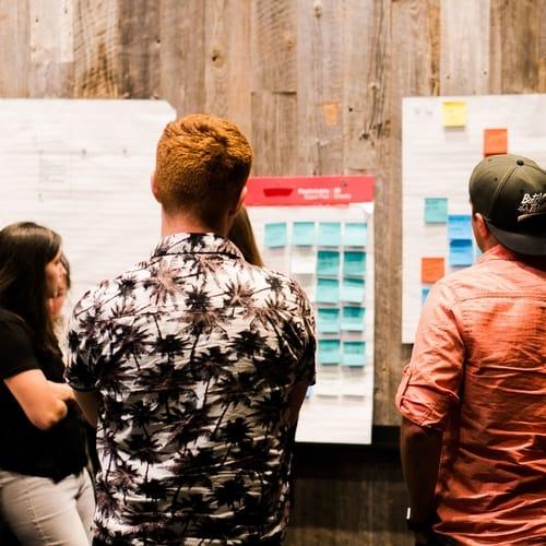 Funsize method week for design sprints and service design workshops