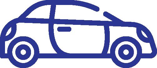 Icon of car for Auto Loan Calculator