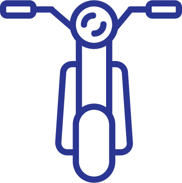 Icon of Motorcycle for Motorcycle Loans