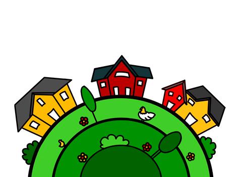 Bilde av logoen til Haugtun Kurs og Overnatting.
