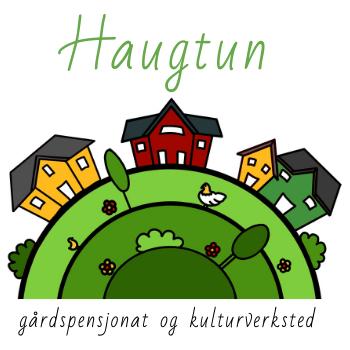 Haugtun logo