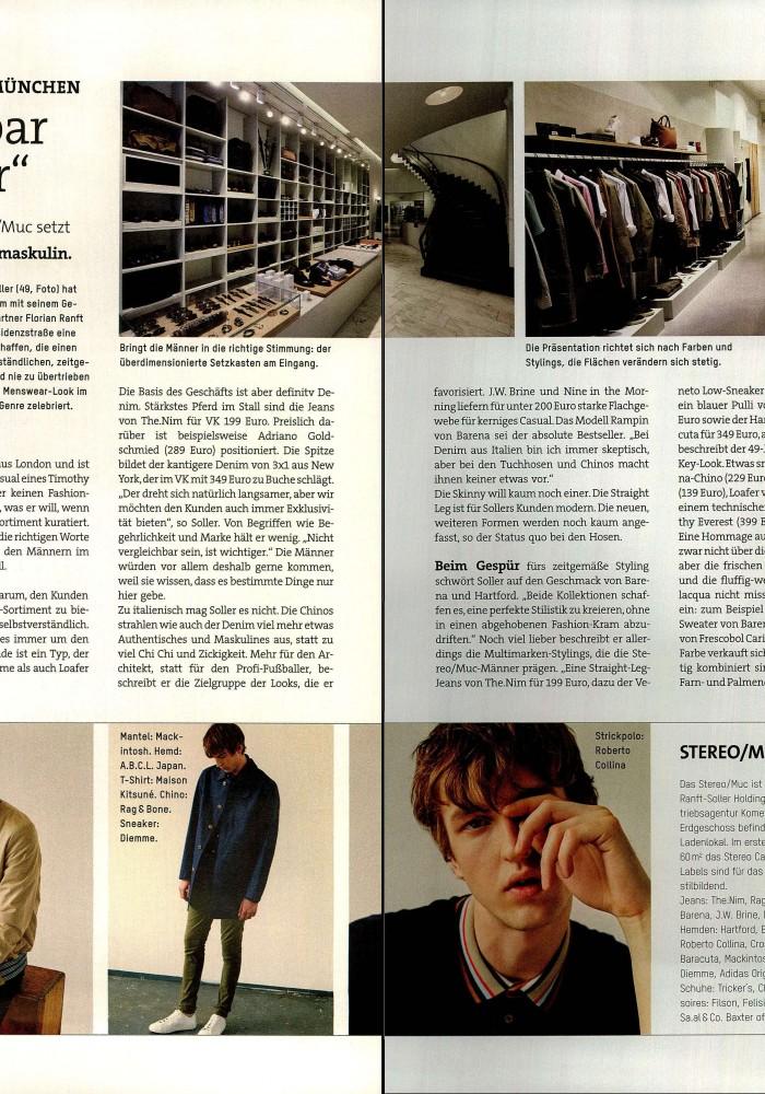 Textil Wirtschaft