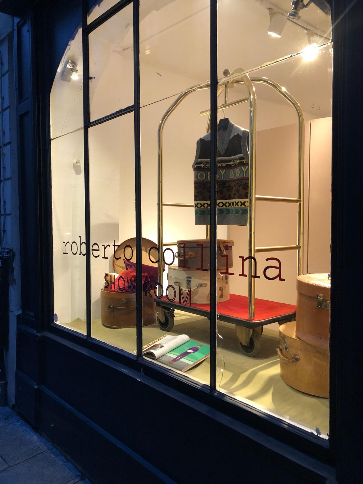 ROBERTO COLLINA'S GRAN BUDAPEST HOTEL OPENS IN PARIS