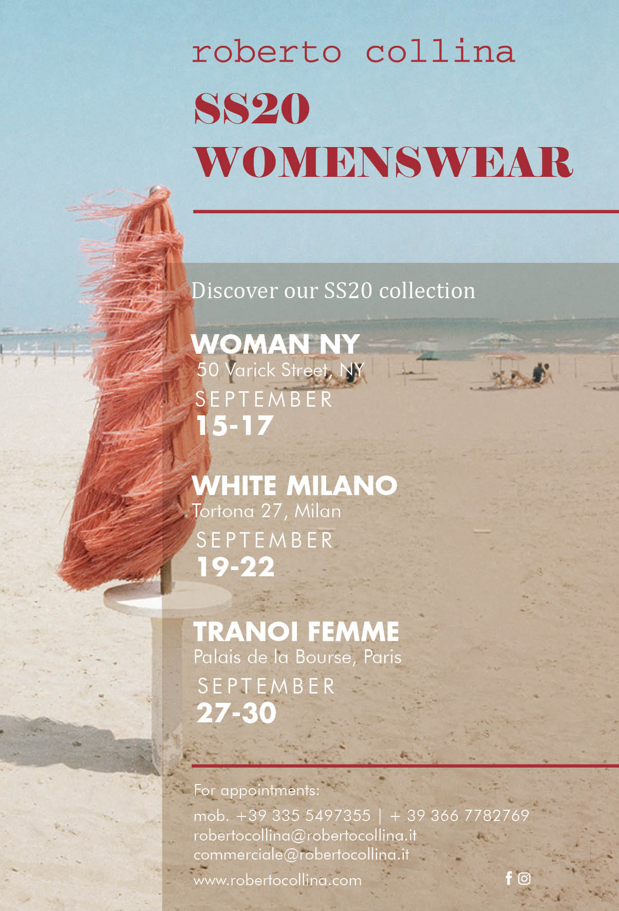 WOMENSWEAR COLLECTION IS READY TO LEAVE YOU SPEECHLESS