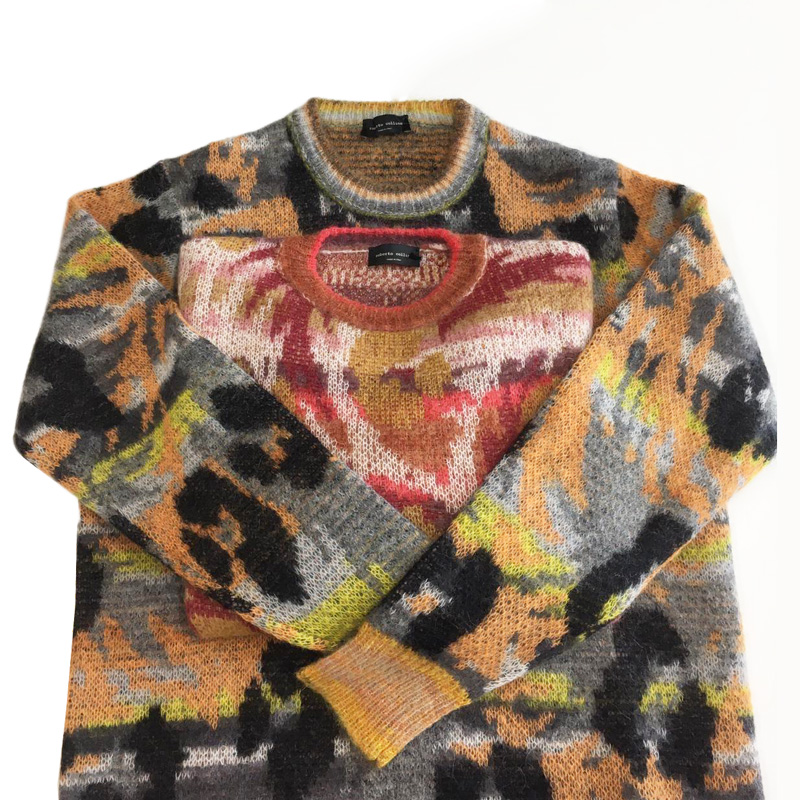 A PULLOVER FOR TWO