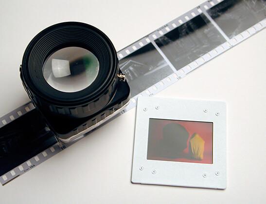 Scanning & Film | Pro Image New York, NY