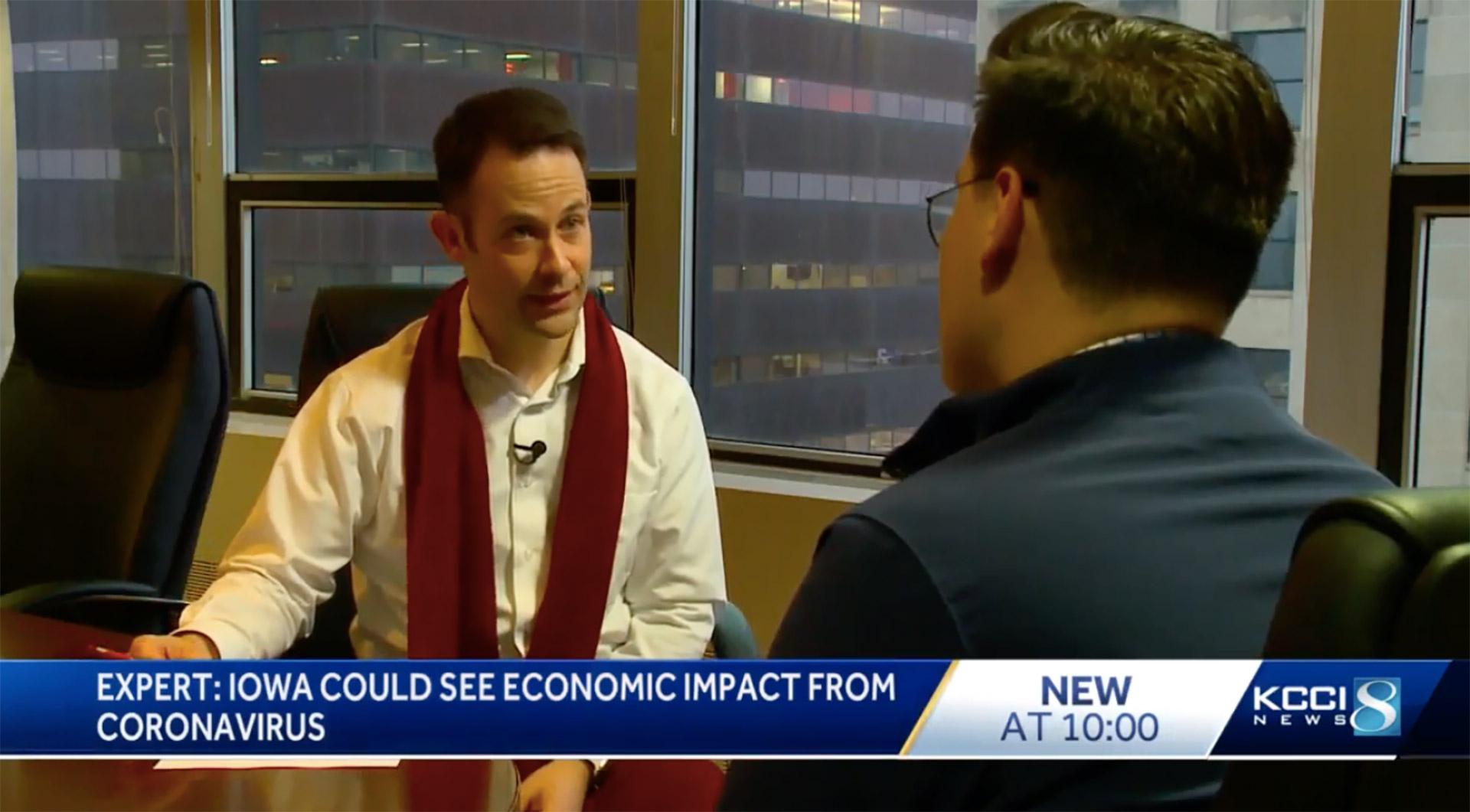Coronavirus Could Impact Iowa's Economy