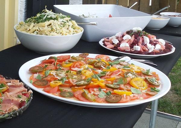 Gastentafel bij De Woeste Wieven