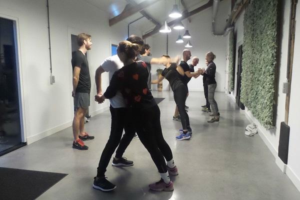 Tweedaagse persoonlijk leiderschapstraining met Kung Fu workshop voor managers Scotch & Soda