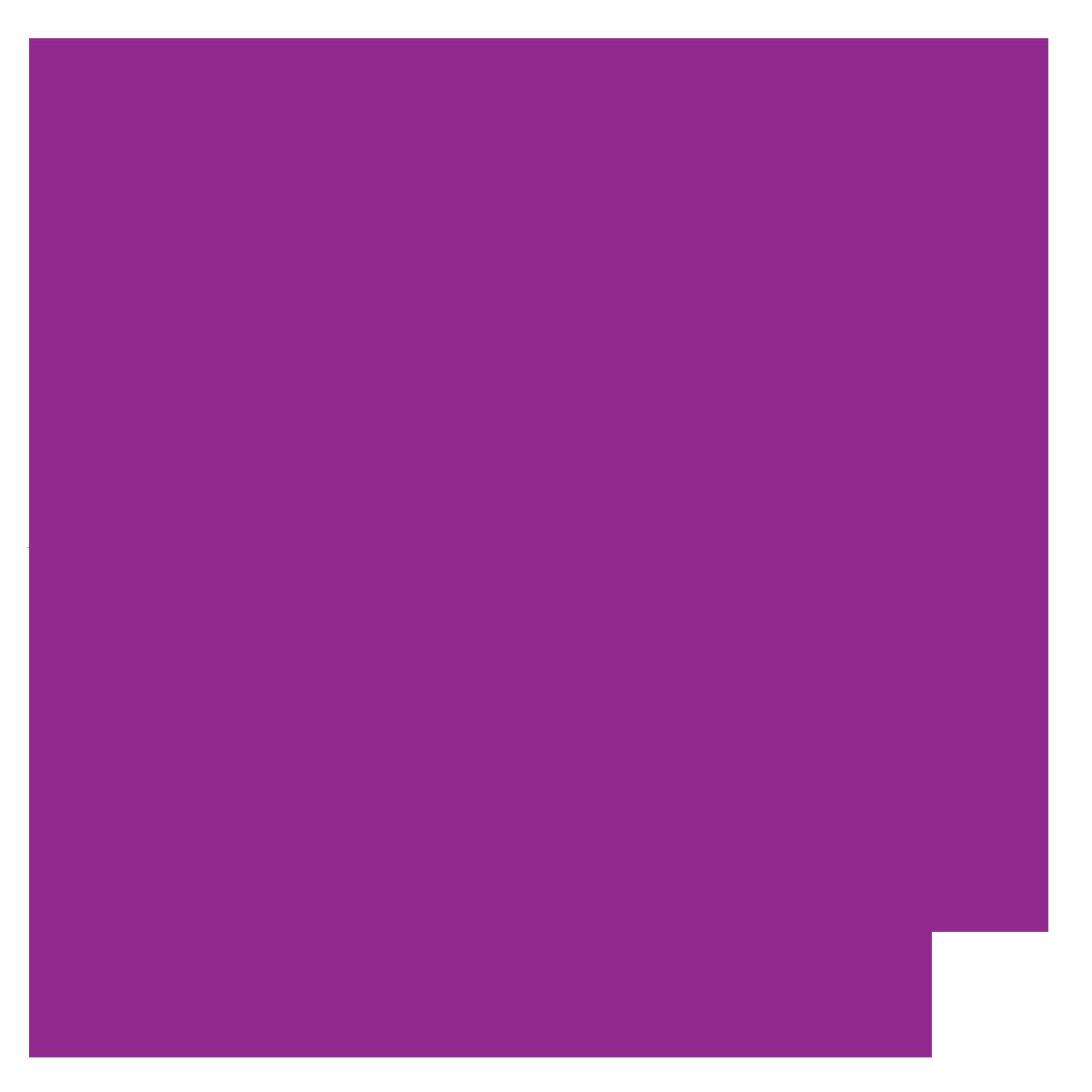 火焰图标在紫色背景