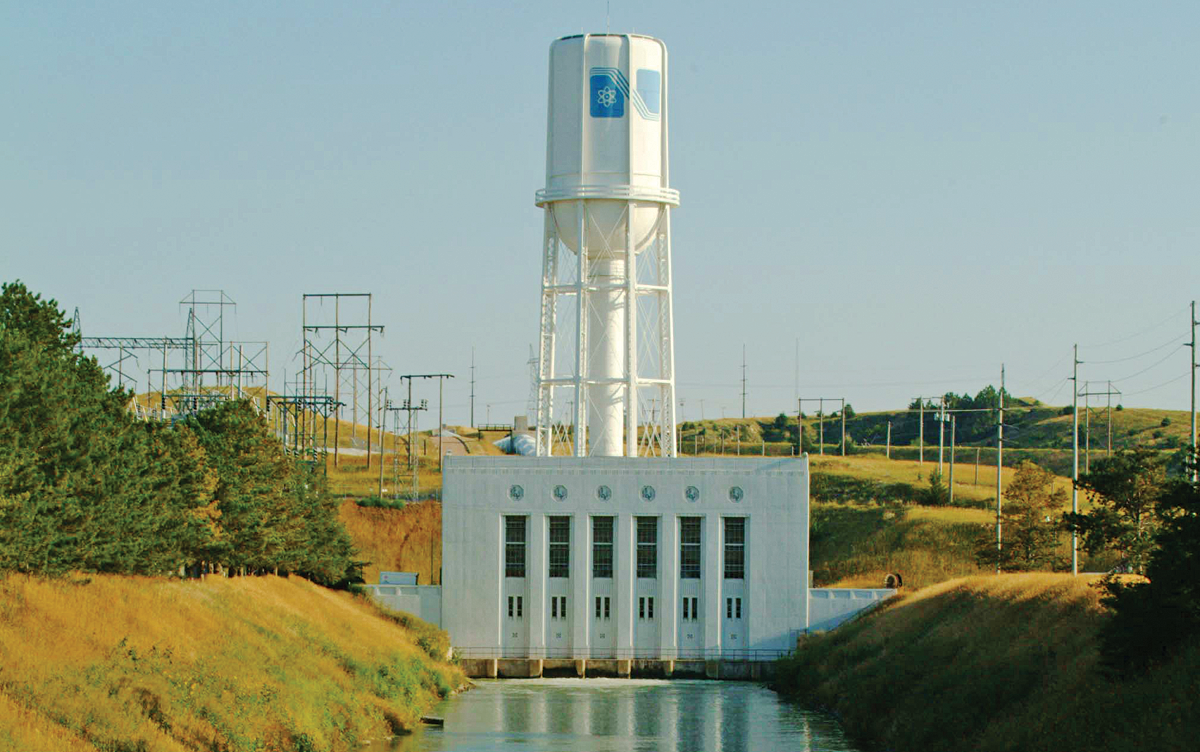North Platte hydro