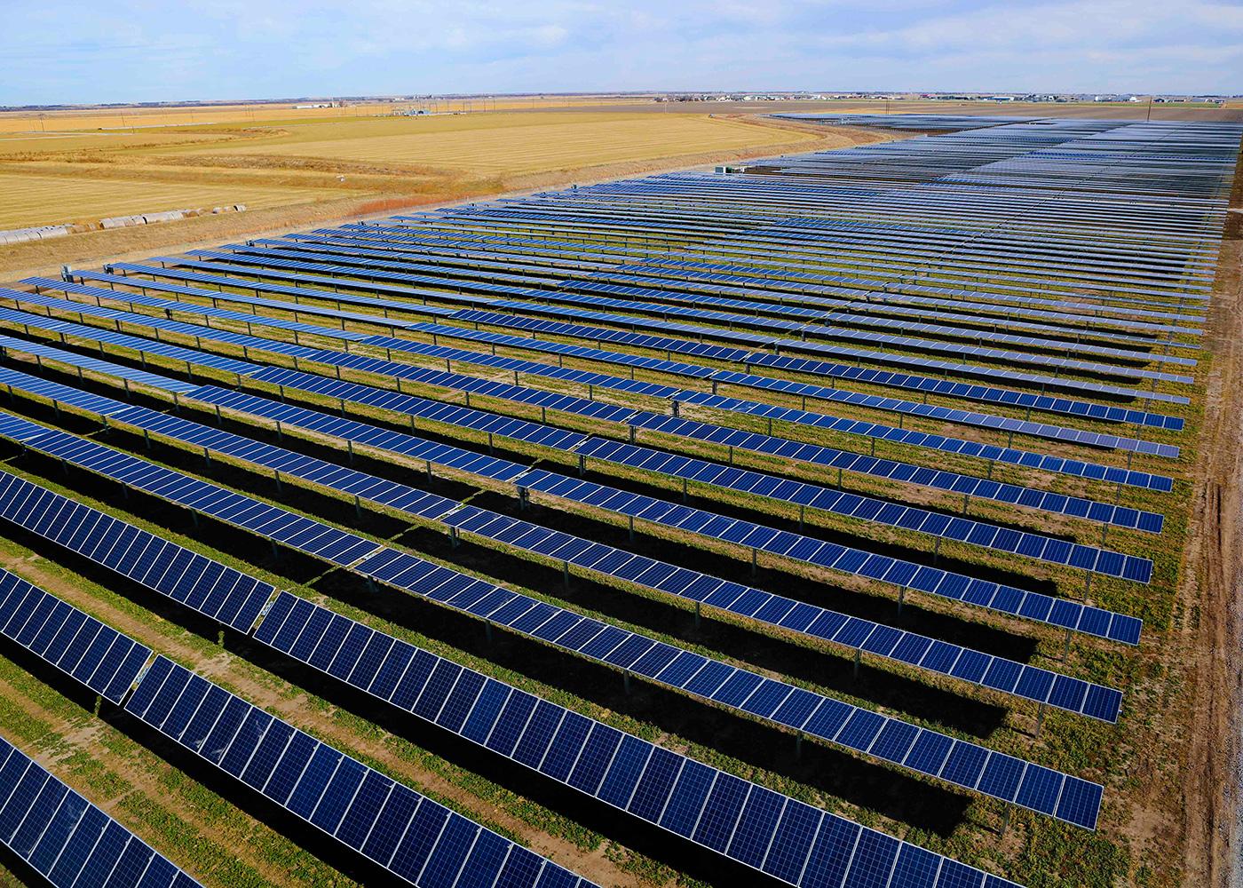 Kearney solar facility