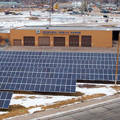 Scottsbluff solar facility