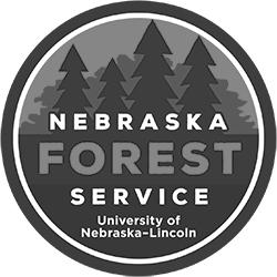 内布拉斯加州林业局标志