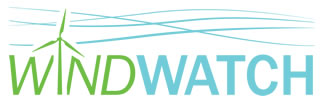 Wind Watch logo