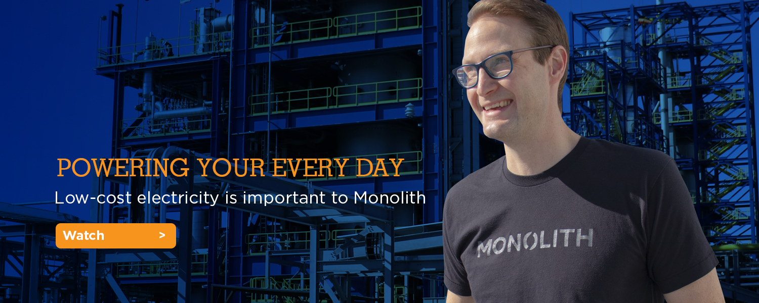 Powering Your Every Day Monolith