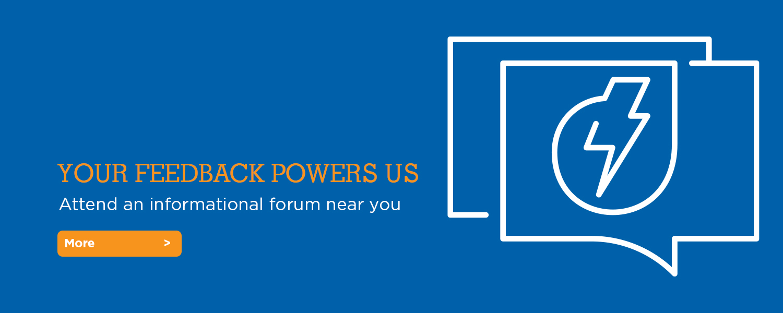 Attend an informational forum near you