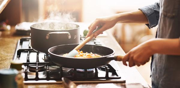 Cooking Efficiency