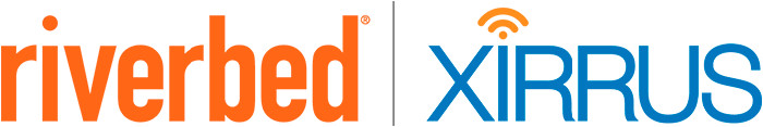 Riverbad|Xirrus logo