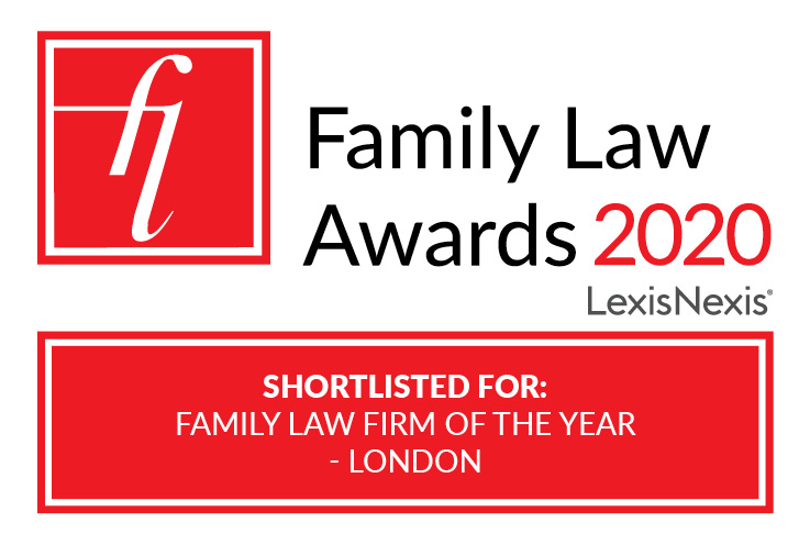 best law firms 2020 form family law firm of the year - london